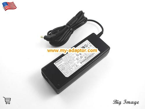image 2 for  PANASONIC USA CF-AA5713A CF-AA5713A M1 CF-AA5713A Adpate Charger For Panasonic CF-31 CF-52 CF-53 Laptop AC Adapter Power Adapter Laptop Battery Charger PANASONIC15.6V7.05A110W-5.5x2.5mm