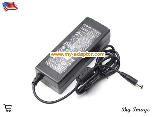image 2 for  PHILIPS  Genuine Philips 19V 3.42A Laptop AC Adapter Power Adapter Laptop Battery Charger PHILIPS19V3.42A-5.5x2.5mm