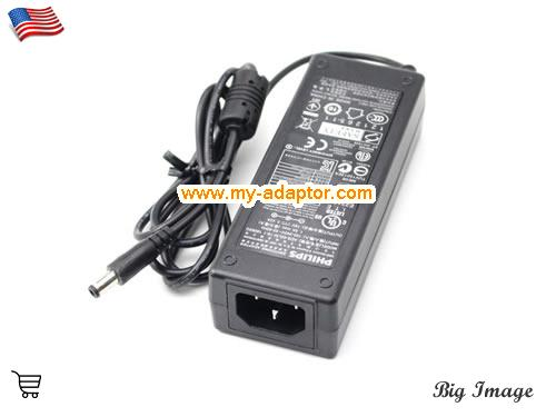 image 3 for  PHILIPS  Genuine Philips 19V 3.42A Laptop AC Adapter Power Adapter Laptop Battery Charger PHILIPS19V3.42A-5.5x2.5mm