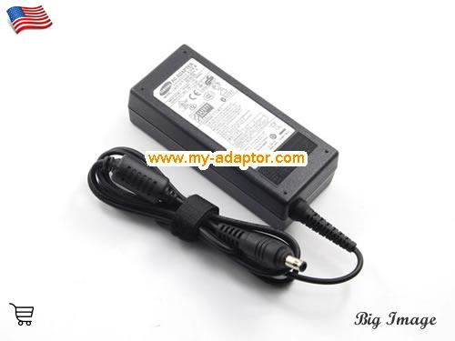 image 2 for  SAMSUNG USA Genuine SAMSUNG AD-6019 AC Adapter For Q30 Q35 Q40 Q43 Q45 Q68 Q70 Q310 Series Laptop 19V 3.16A Laptop AC Adapter Power Adapter Laptop Battery Charger SAMSUNG19V3.16A60W-5.5x3.0mm