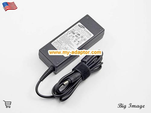 image 2 for  SAMSUNG USA GT7450 VM6000 GT8600 NP700Z5C Charger For SAMSUNG R700 NP350V5C-A08UK T8900 VM7700 P27 P30 XVC 1400 Adapter Laptop AC Adapter Power Adapter Laptop Battery Charger SAMSUNG19V4.74A90W-5.5x3.0mm