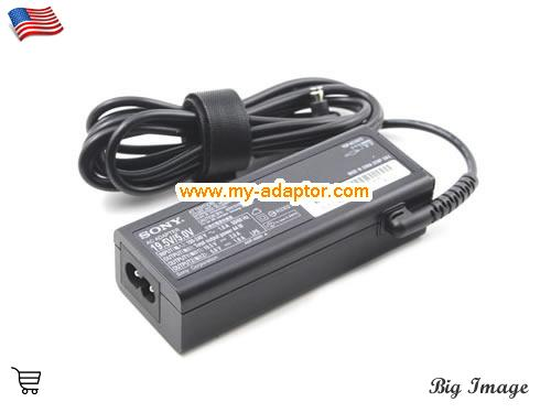 image 3 for  SONY USA Genuine Sony VGP-AC19V74 VGP-AC19V73 Adapter For VAIO Fit 13A SVT11 SVT13 Vaio TAP 11 SVF13N SVT11219 SVF13N1C4RB SVF13N17PG Series Laptop AC Adapter Power Adapter Laptop Battery Charger SONY19.5V2A44W-USB