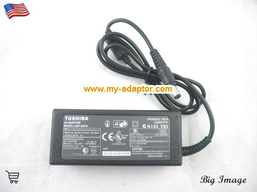 image 2 for  TOSHIBA USA TOSHIBA Equium A100 Adapter A100-147 Equium M50 Portege S100 SATELLITE A100 M100 Tecra M3 9000 Charger Laptop AC Adapter Power Adapter Laptop Battery Charger TOSHIBA15V5A75W-6.0x3.0mm