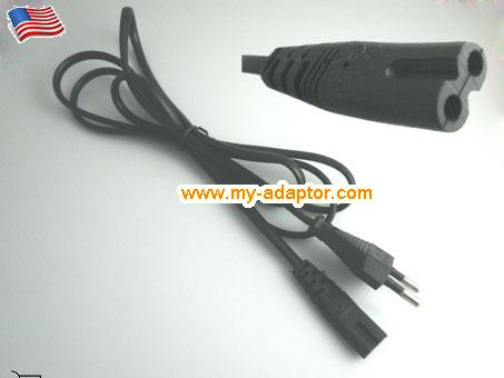 Eu C7 power Cord, Adapter Power cable